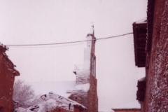 Calle cuesta nevada