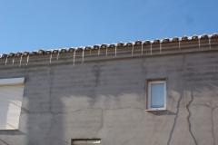 Carambanos o chupiteles (Fotografía de Mª  Jesús García)