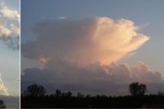 Fases de una tormenta